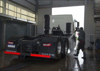 Taller Logística Diesel 9 de Julio