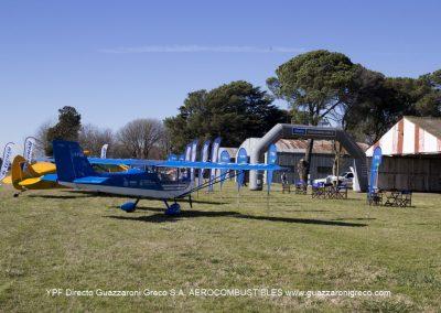 Evento Aviación Aeroclub 2016