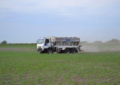 Aplicador de Fertilizantes