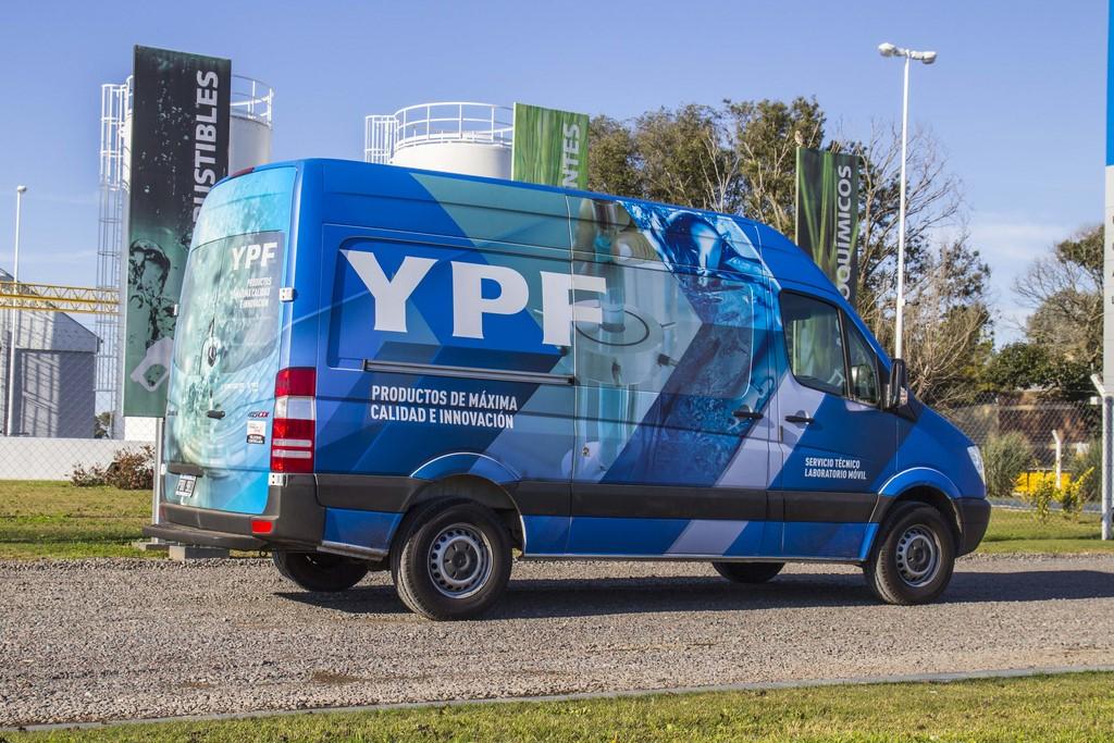 Móvil Técnico YPF