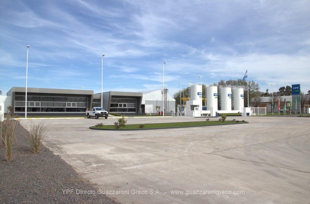 Instalaciones Bases YPF Directo Guazzaroni Greco S.A.