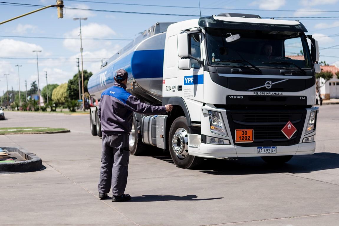 Volvo Logistica Diesel S.A.