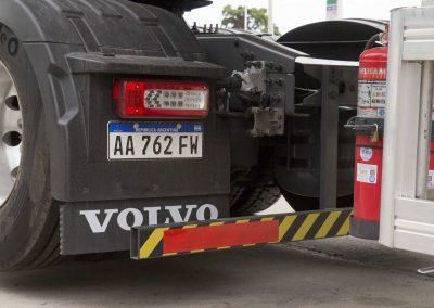 Logistica Diesel Volvo + Danes