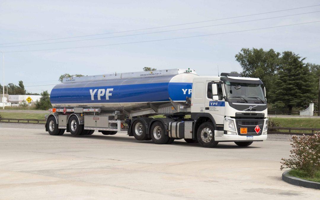 Servio de transporte de Metanol