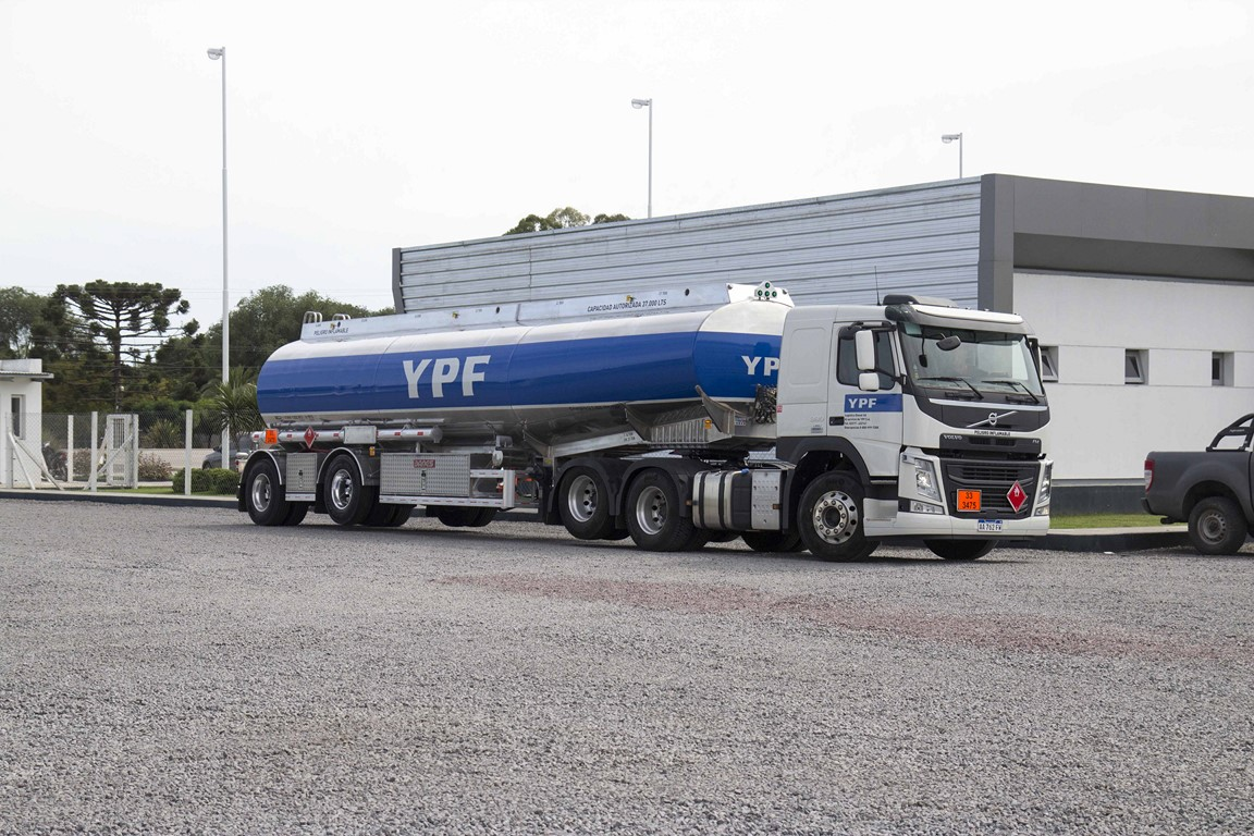 Volvo Danes Logistica Diesel S.A.