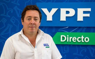 Nuevo Asesor Técnico YPF Directo Guazzaroni Greco