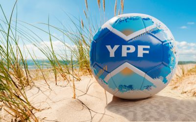Pelota YPF Serviclub Verano Perfecto