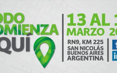 YPF Directo Guazzaroni Greco en EXPOAGRO 2018