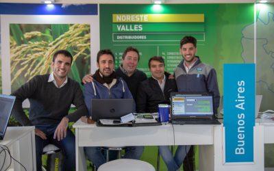 YPF Directo Guazzaroni Greco en Agroactiva 2018