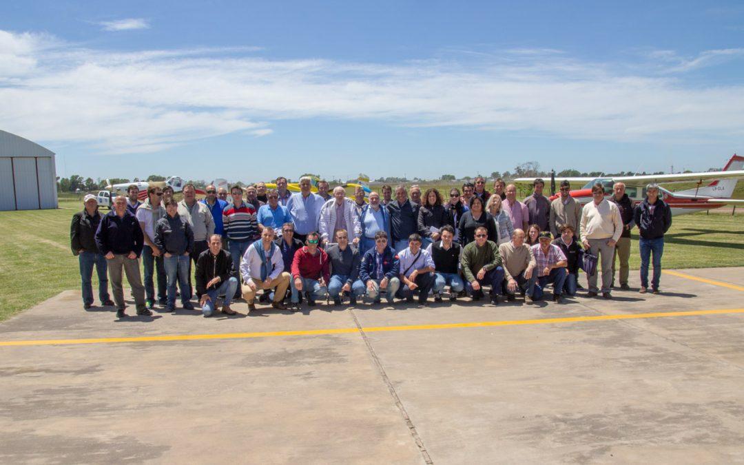 Somos Aero-Agrícolas Daireaux 2019