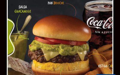 Nueva Hamburguesa Azteca