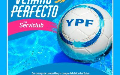 Pelota YPF Serviclub 2019