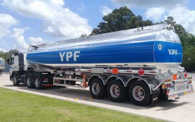 Nuevas Cisternas de 45.000 L.