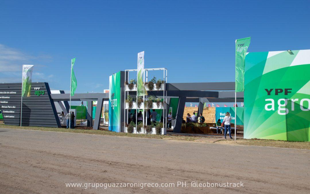 YPF Agro relanzó su negocio en Expoagro 2019