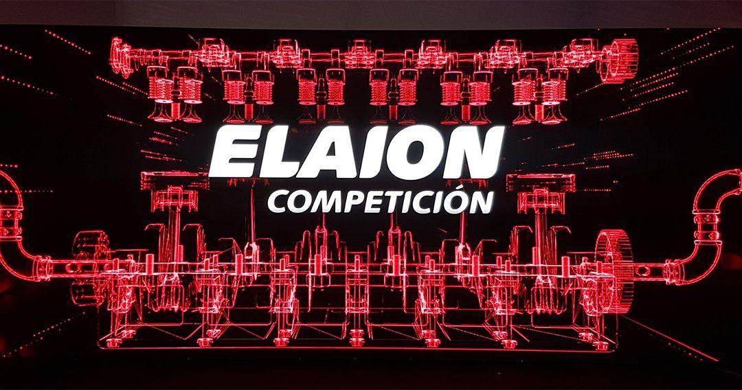 YPF presentó su nuevo lubricante ELAION Competición