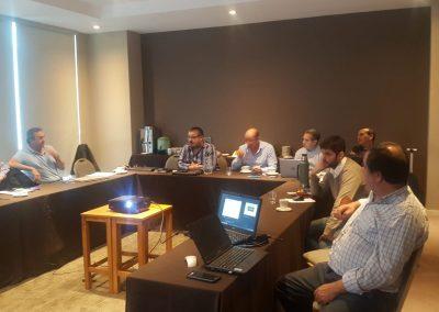 Reunión Anual de Distribuidores YPF Aerocombustibles.