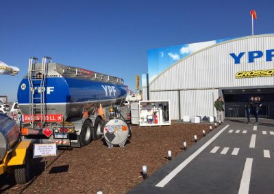 Guazzaroni Greco Aviación en Agroactiva