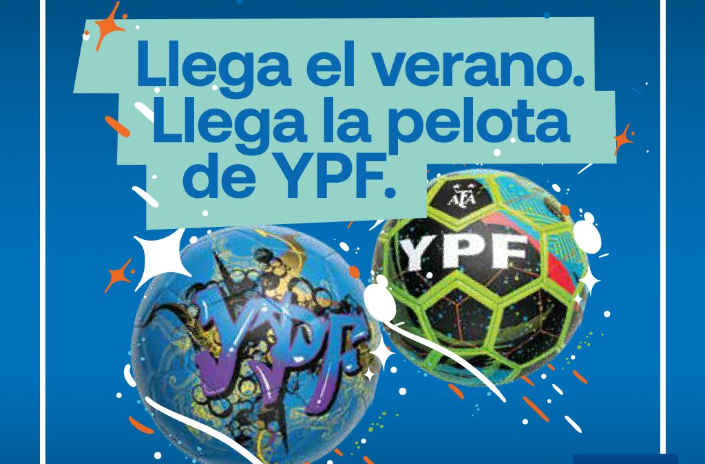 La pelota de YPF