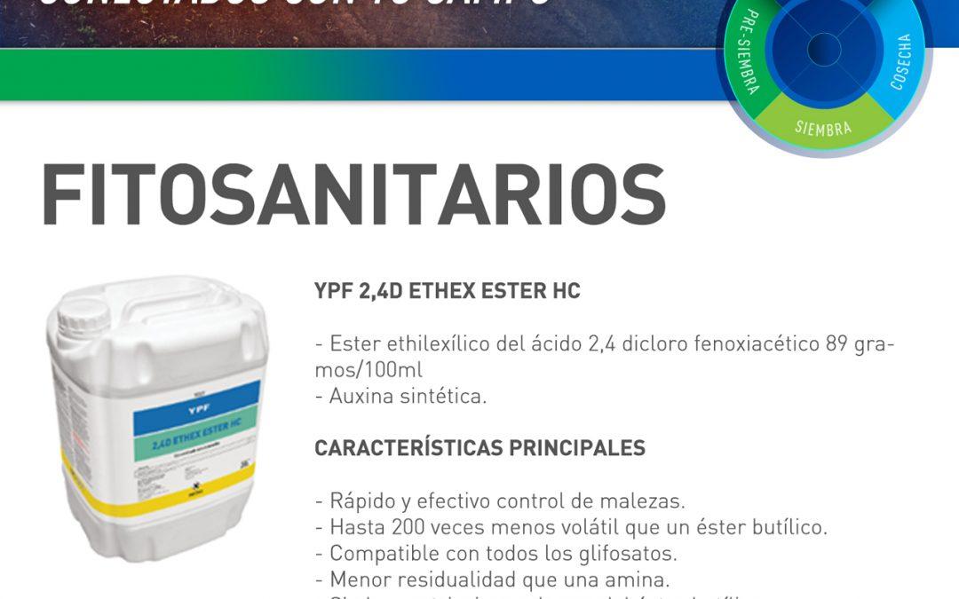 Nuevo YPF 2,4D ETHEX ESTER HC