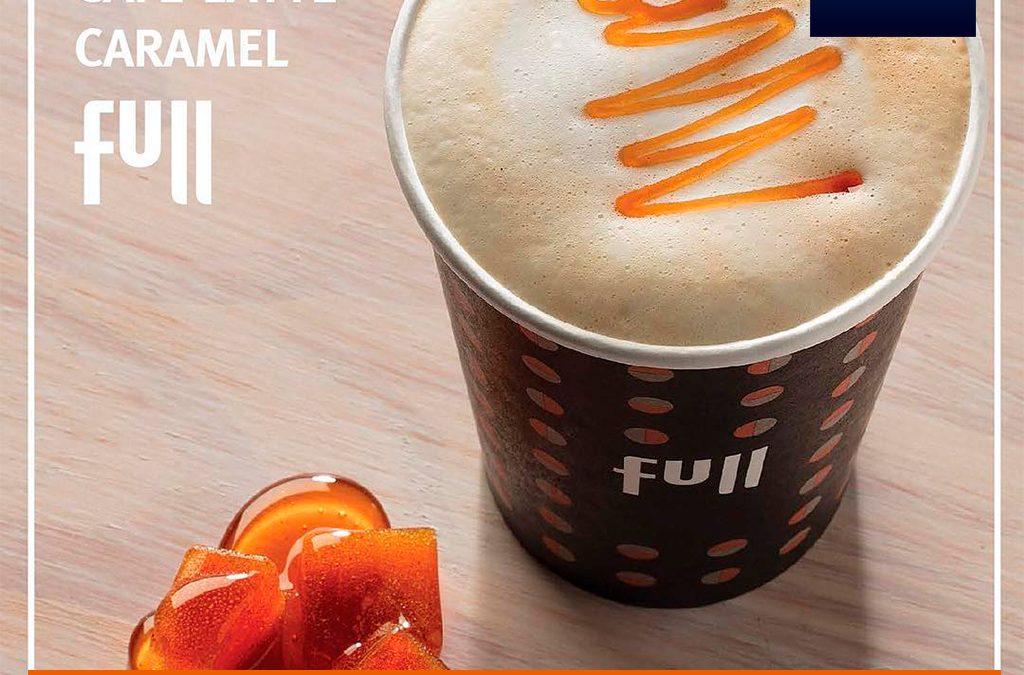 Nuevo Latte Caramel