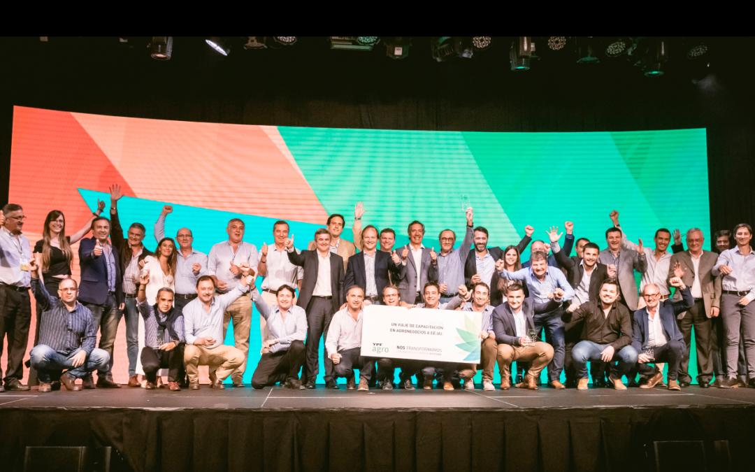 Mejor desempeño SMD 2018 YPF Agro