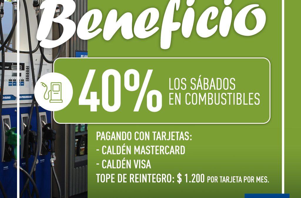 Beneficio para clientes Bco. La Pampa en nuestras estaciones YPF.