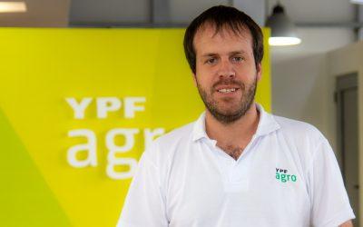 Juan Santarossa Ingeniero Agrónomo YPF Agro 9 de Julio