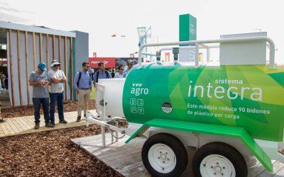 Durante Expoagro, YPF Agro lanzó un paquete de novedades. Entre ellas un acuerdo con Illinois y la novedad de Integra.