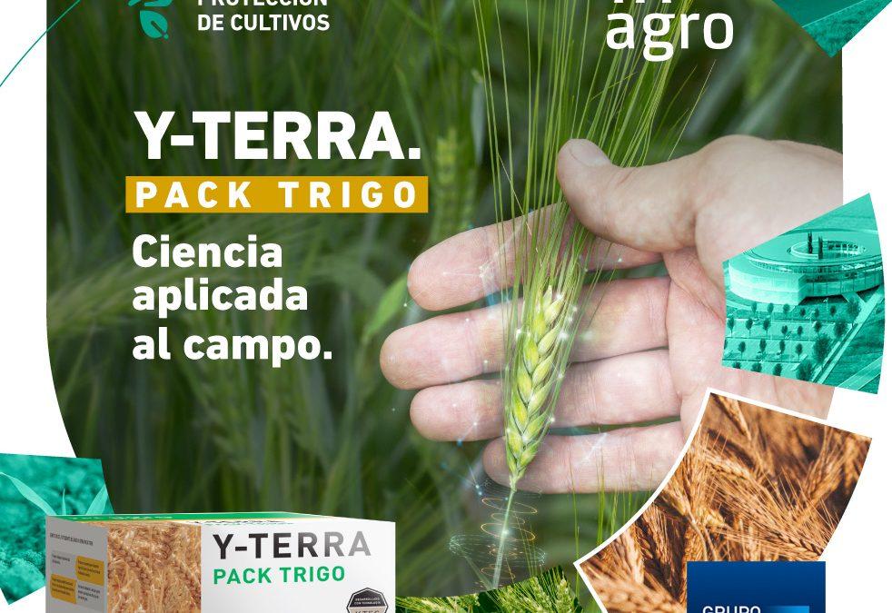 Y- TERRA Pack Trigo