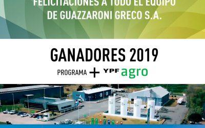 Somos Ganadores de la edición 2019 del Programa +AGRO, estamos orgullosos de este logro y de nuestro equipo !!!