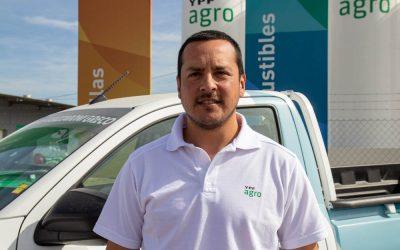 German Llamas nuevo Representante Comercial YPF Agro Guazzaroni Greco S.A.